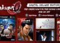 Upgrade PC verzí Yakuzy 0 a Kiwami na Deluxe edici zdarma yakuza 0 digital deluxe edition