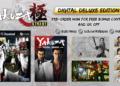 Upgrade PC verzí Yakuzy 0 a Kiwami na Deluxe edici zdarma yakuza kiwami pc digital deluxe edition