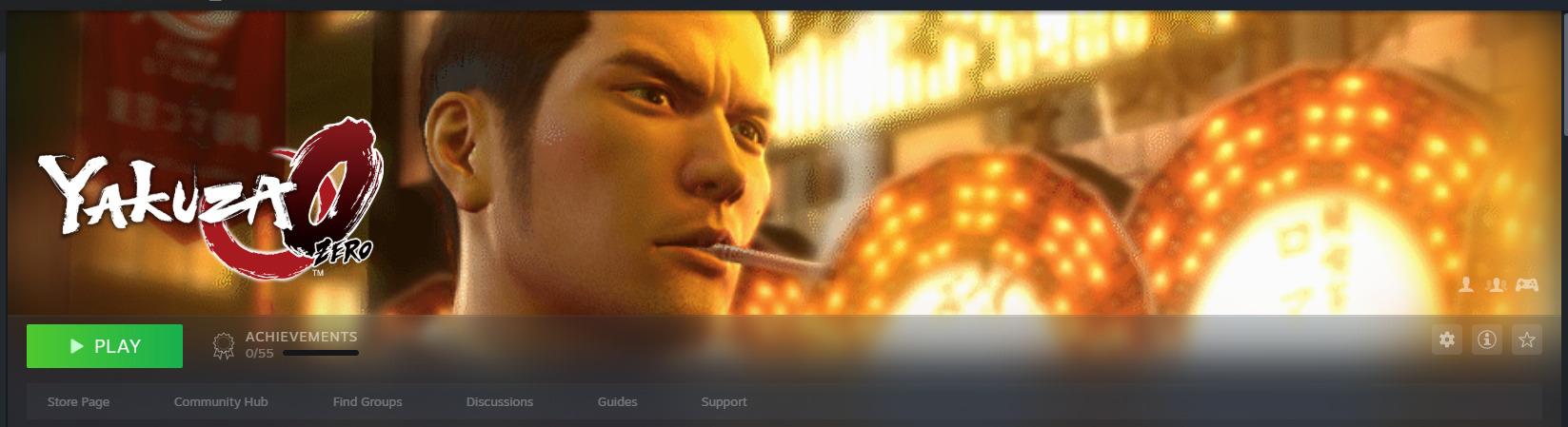 Upgrade PC verzí Yakuzy 0 a Kiwami na Deluxe edici zdarma yakuza banner