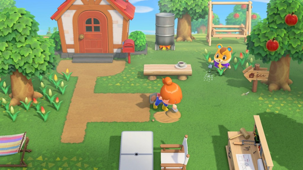 Animal Crossing New Horizons trhal prodejní rekordy.