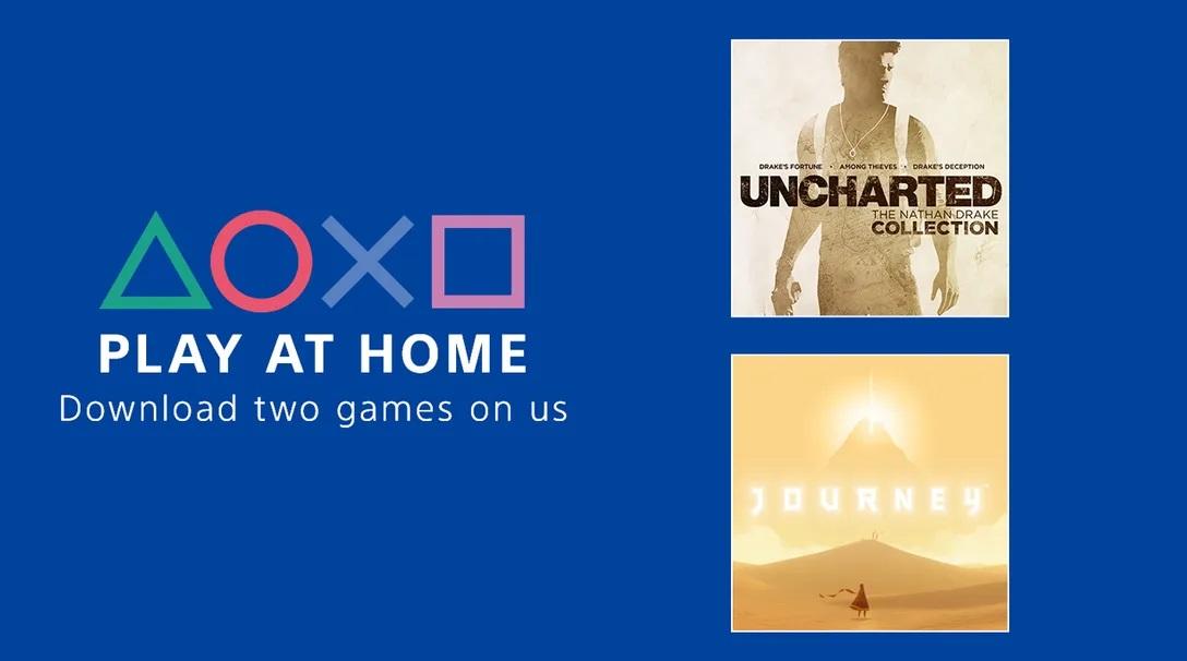 Dvě hry zdarma na PS4 díky iniciativě Play At Home 49770652363 93168a8a25 o