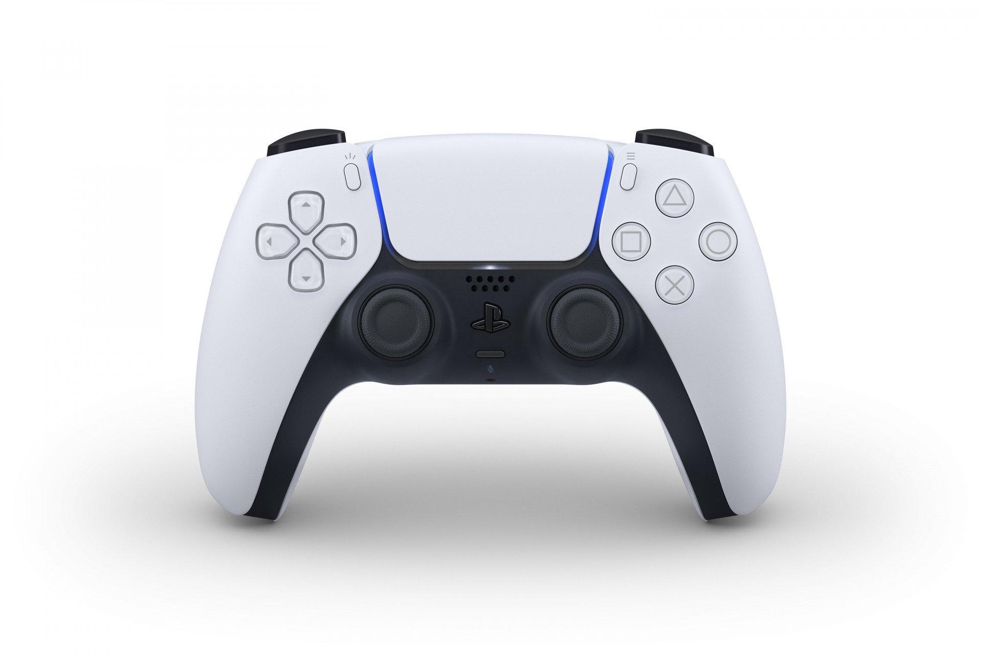 Nový PlayStation 5 ovladač DualSense.