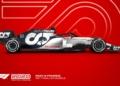 Řízení vlastního týmu v F1 2020 F12020 AlphaTauri 16x9
