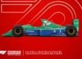 Řízení vlastního týmu v F1 2020 F12020 Jordan 91 16x9