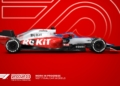 Řízení vlastního týmu v F1 2020 F12020 Williams 16x9