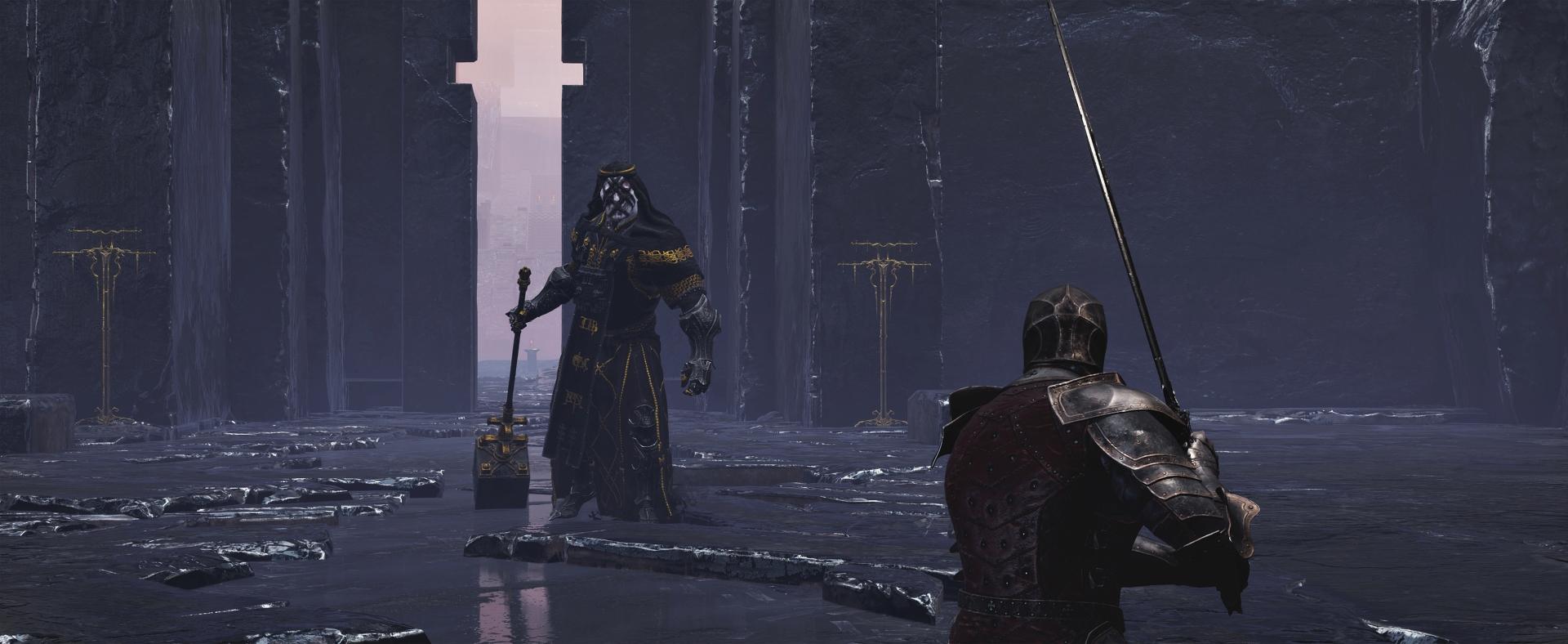 Soulslike RPG Mortal Shell oznámeno pro PS4, Xbox One a PC Mortal Shell 2020 04 01 20 004