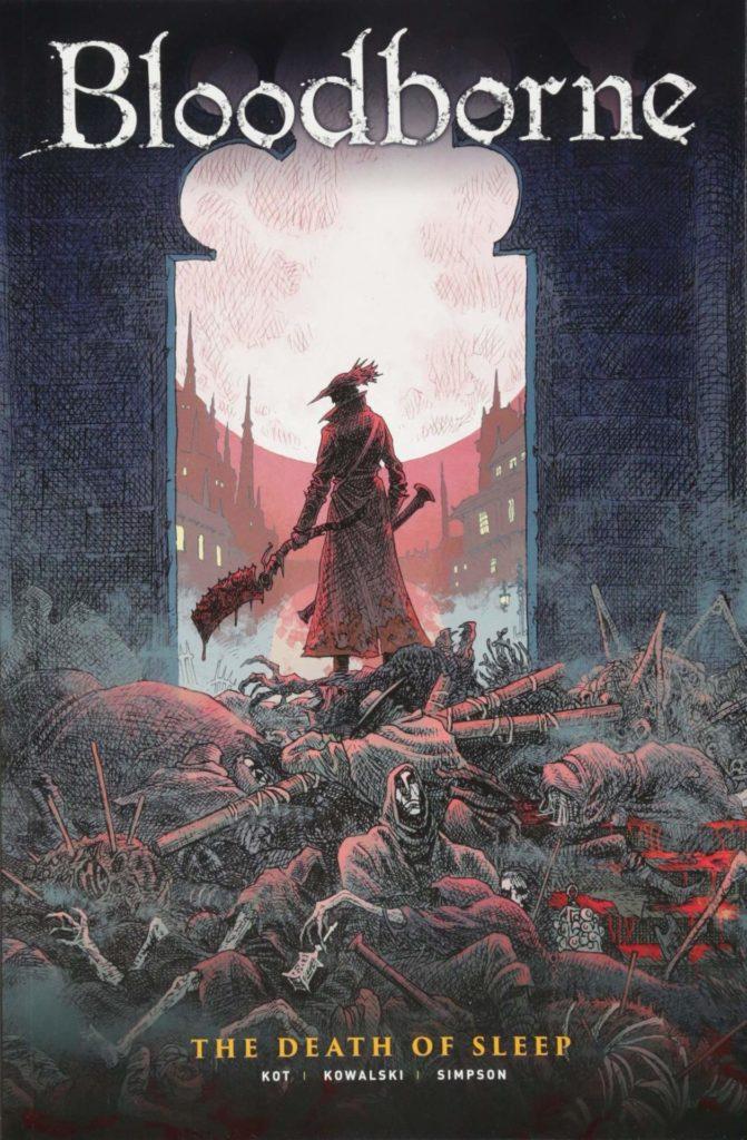 Komiks: Bloodborne b0