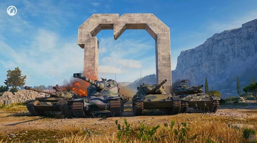 World of Tanks slaví 10 let worldoftanks10thart