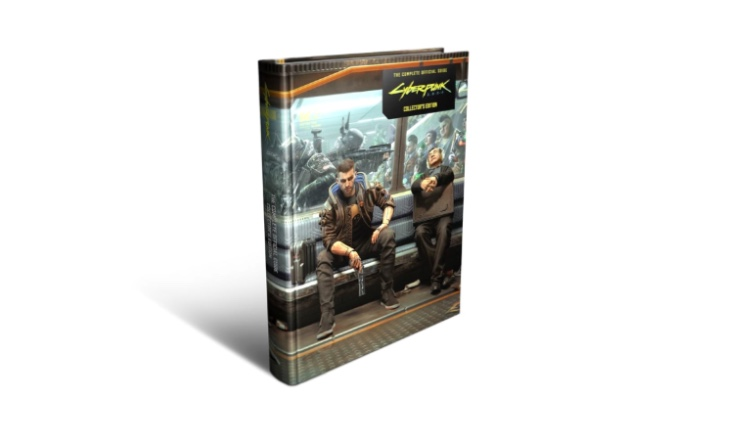 Oficiální příručka ke hře Cyberpunk 2077 58887B76 8B56 4C13 A95F 105CEB22F07F