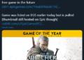 The Witcher 3: Wild Hunt spatřen na Epic Games Store Bez názvu 6