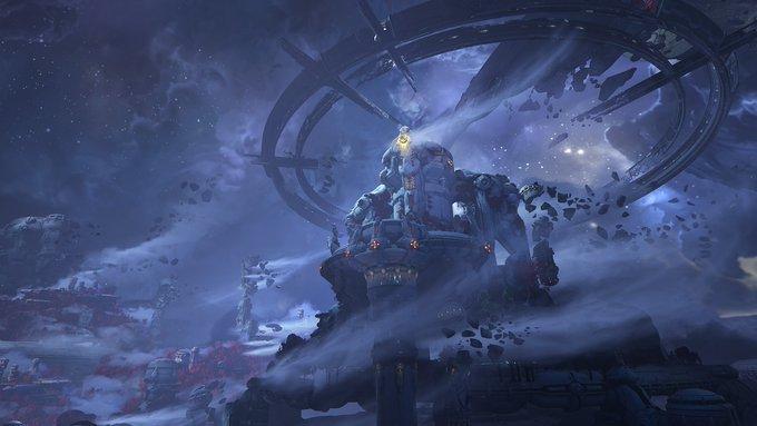 Snímky z prvního DLC pro Doom Eternal EXd uFHXYAIppvH