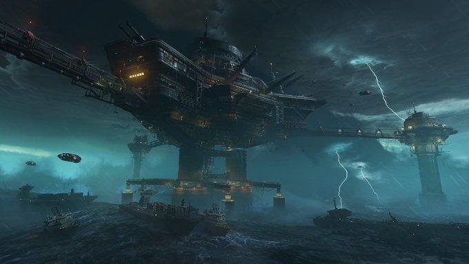 Snímky z prvního DLC pro Doom Eternal EXd