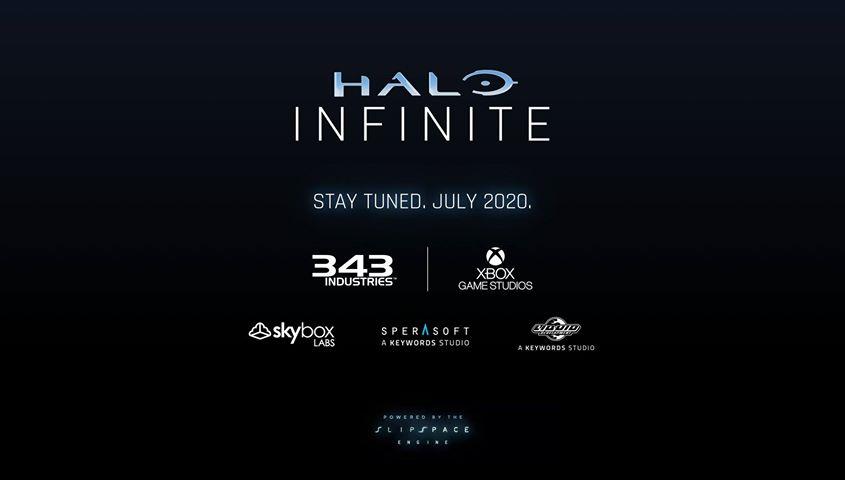 Halo Infinite bude představeno v červenci Halo Infinte
