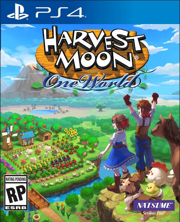 Vyšlo Utawarerumono a čeká nás DQ: The Adventure of Dai Harvest Moon One World PS4 Box 05 28 20