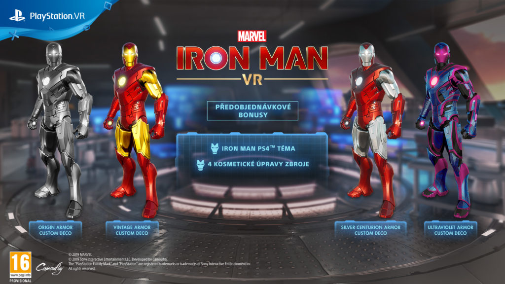 Marvel's Iron Man VR: exkluzivní rozhovor IMVR PRE ORDER BEAUTY SHOT 081319 ENG 11