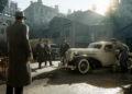 Oficiální představení Mafia Trilogy Mafia Announce Screenshot Salieri Yard