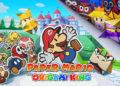 Papírový Mario vyzkouší skládat origami Paper Mario The Origami King 2020 05 14 20 045
