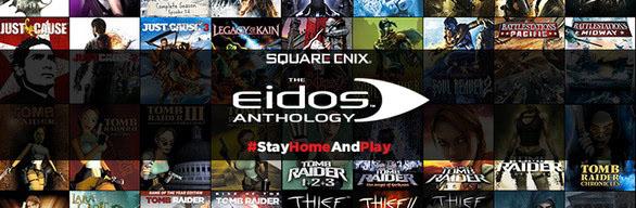 54 her od Square Enix ve zlevněném balíčku Square Enix 1