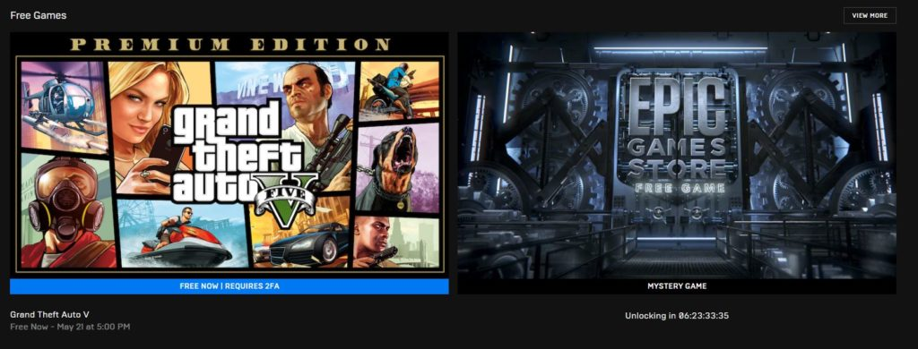 PC verze Grand Theft Auto V zdarma Výstřižek