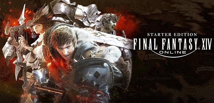 Final Fantasy XIV Online zadarmo