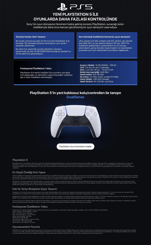 Turecký e-shop údajně odhalil další vlastnosti PS5 fvZ5V2Y