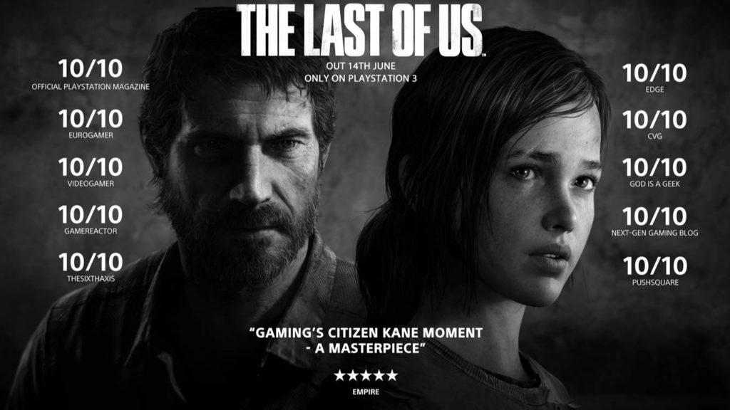 Již pracujeme na recenzi The Last of Us Part II goty