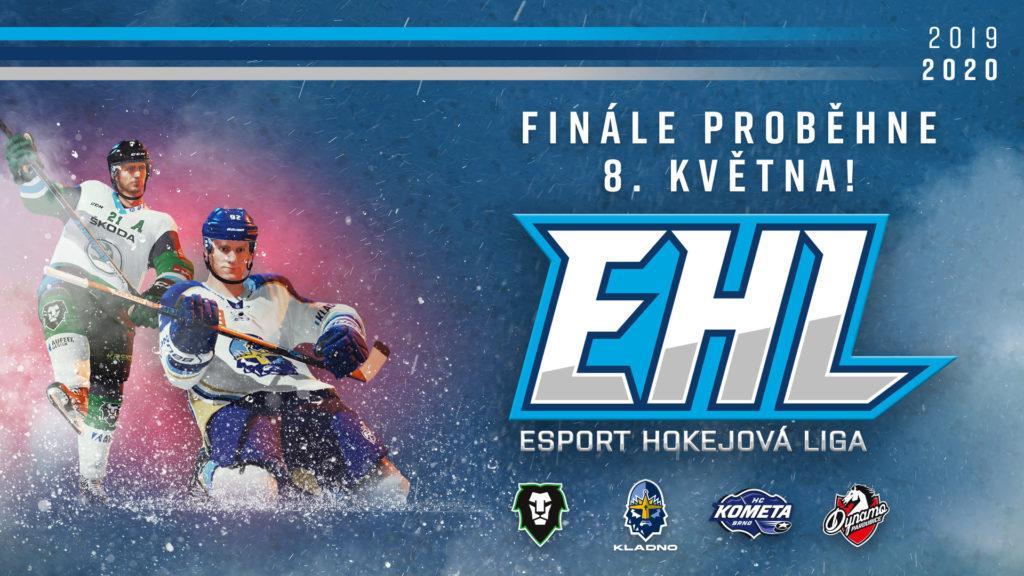 Finále Esport hokejové ligy o 150 000 Kč už tento pátek ilustrace  ehl finale