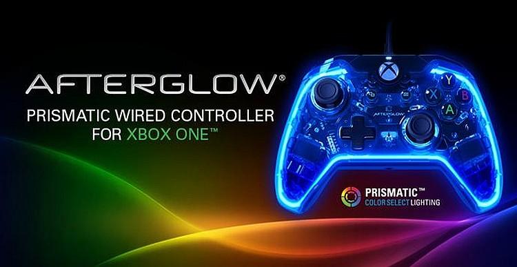 Americké ovladače PDP pro PC a Xbox pdpafterglowpromo