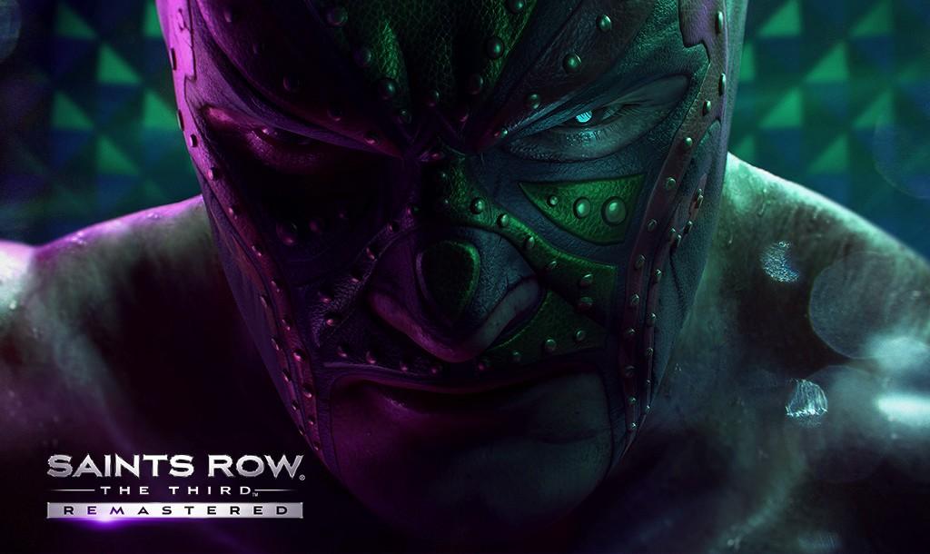 Saints Row: The Third Remastered vydána saintsrowthethirdremart