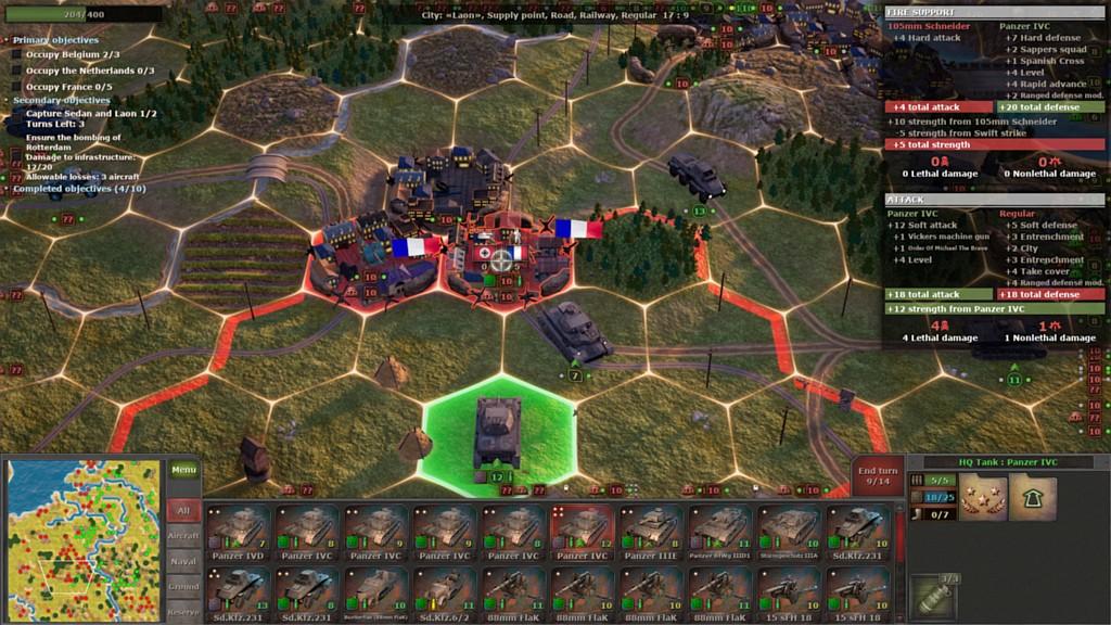 Za Hitlera ve Strategic Mind: Blitzkrieg strategicmindblitzsc