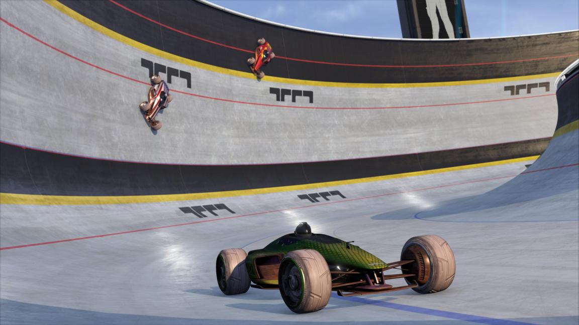 Recenze: Trackmania 1161080 trackmania nations remake