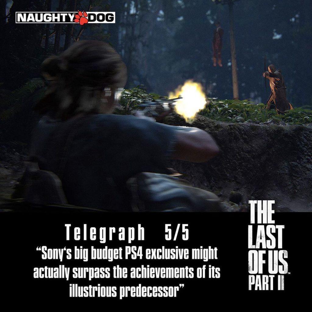 Přehled recenzí The Last of Us Part II ze světa 2 3
