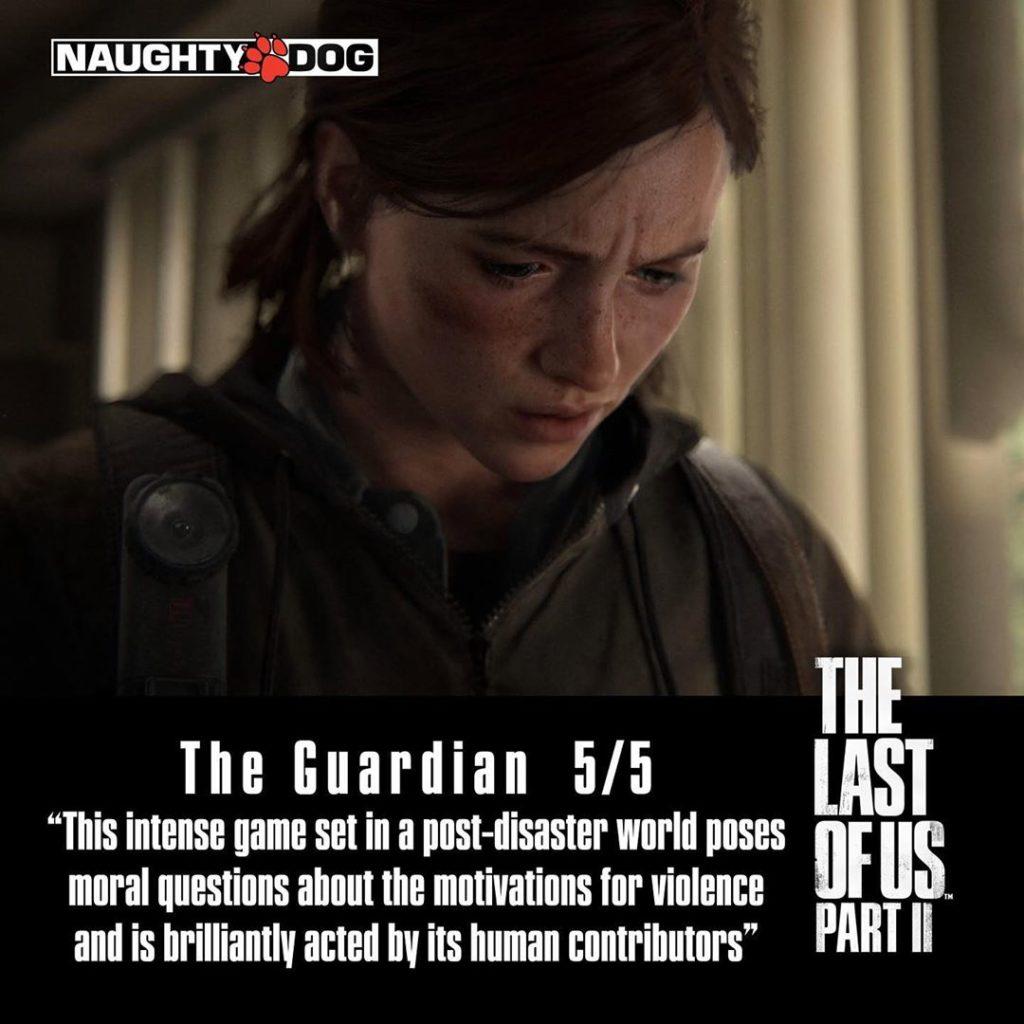 Přehled recenzí The Last of Us Part II ze světa 3 3