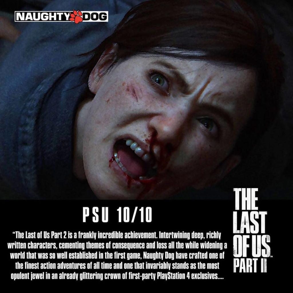 Přehled recenzí The Last of Us Part II ze světa 4 3
