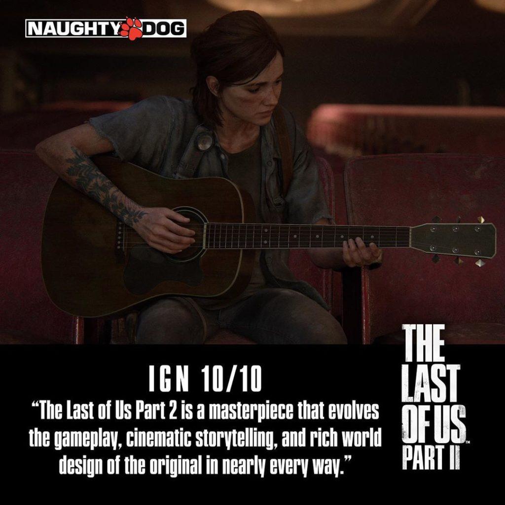 Přehled recenzí The Last of Us Part II ze světa 5 2