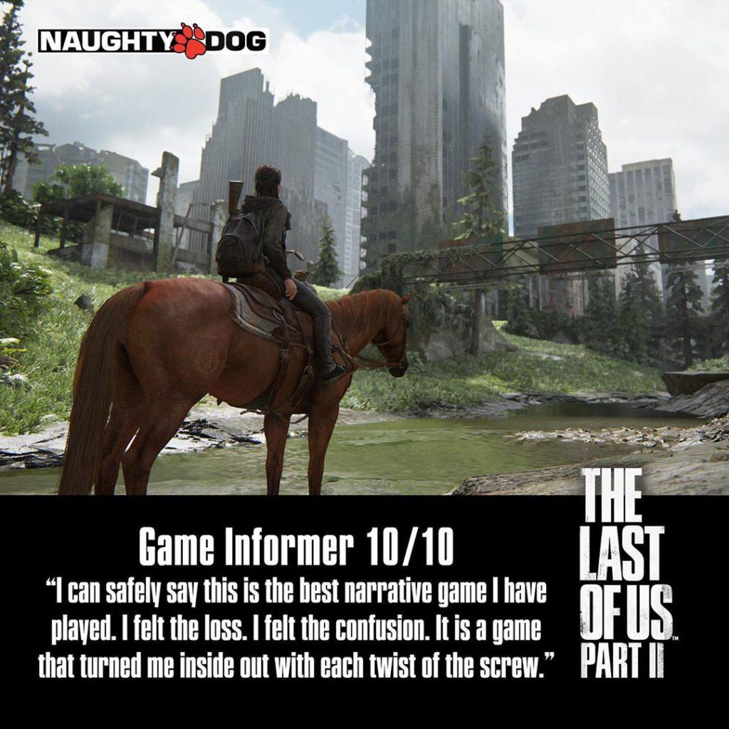Přehled recenzí The Last of Us Part II ze světa 6 2