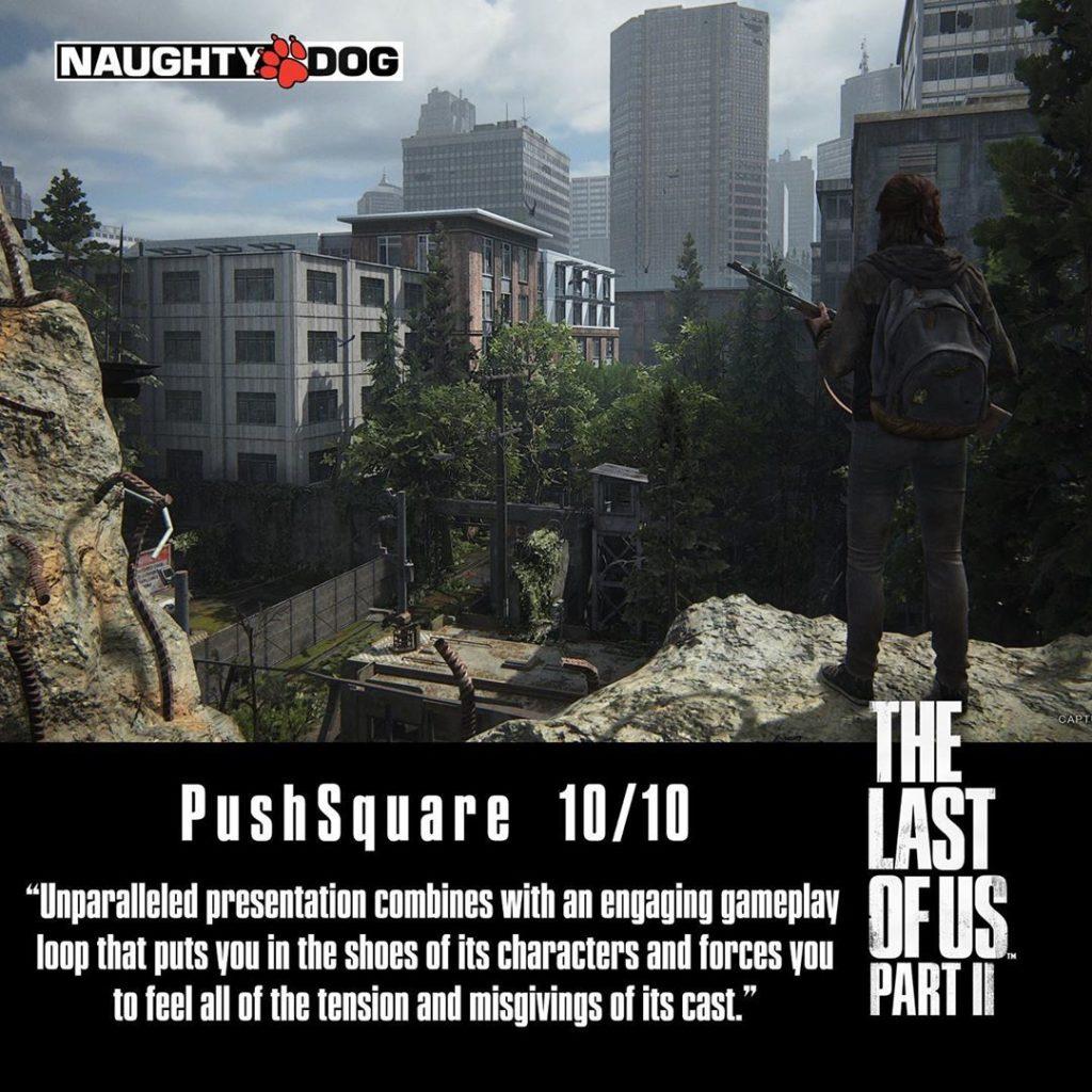 Přehled recenzí The Last of Us Part II ze světa 8 2