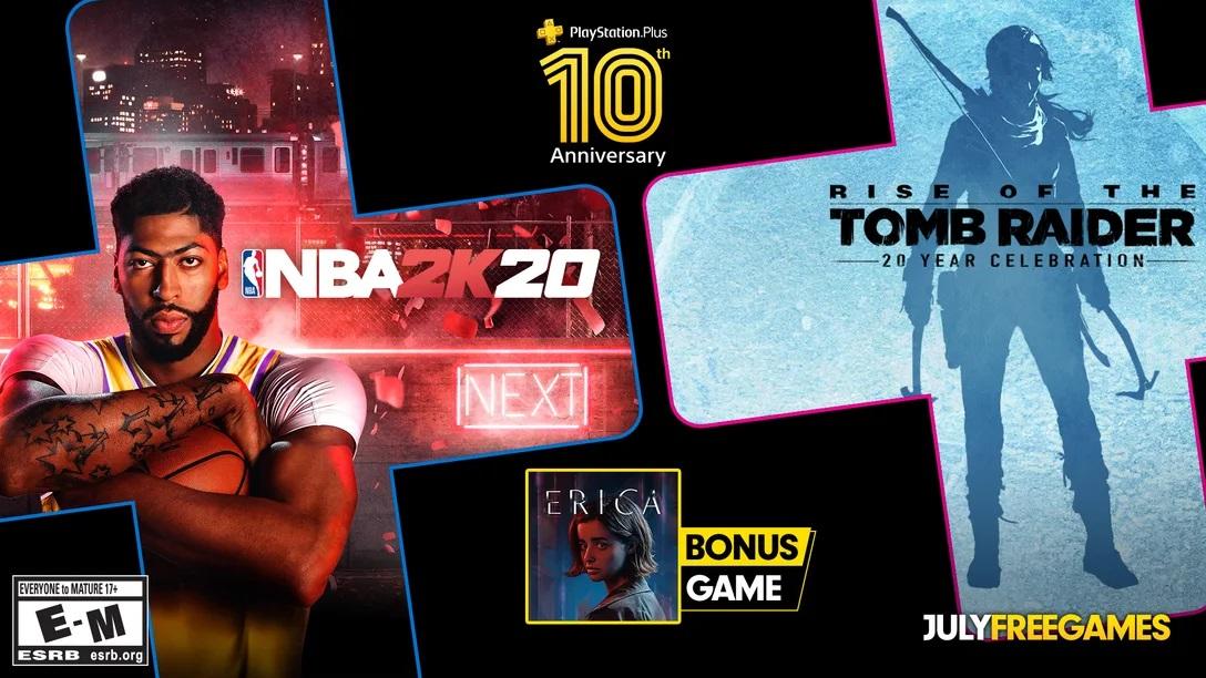 Červencové hry zdarma s PlayStation Plus PLUS MFG JULY SOCIAL 1920X1080 Bothgames EN