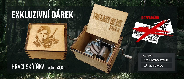 CGI trailer na The Last of Us Part II TLOU2 PRODUKT