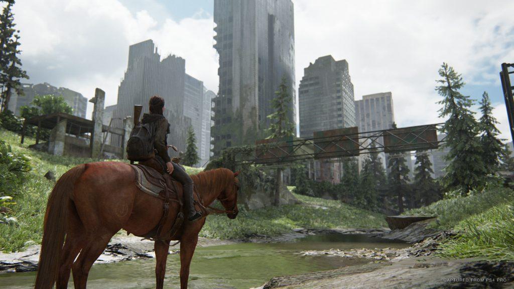 Svět The Last of Us: Part II
