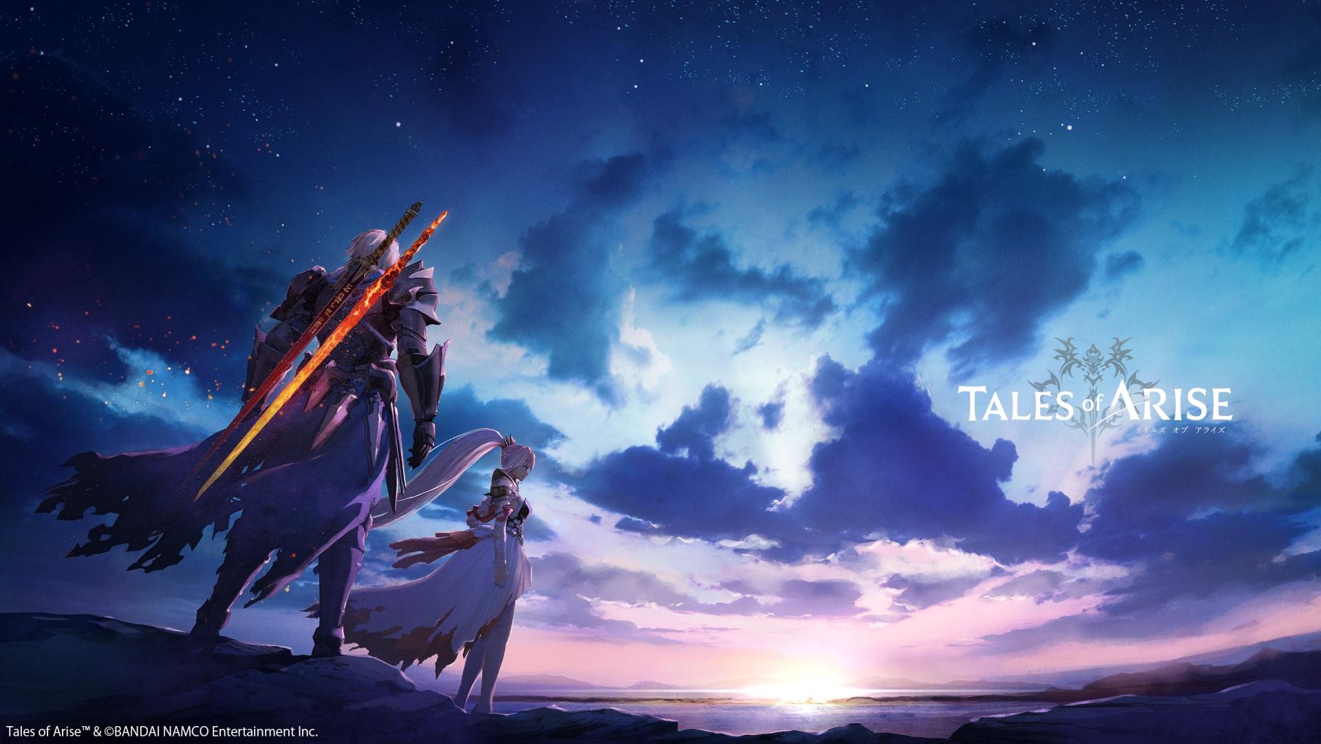 TGS 2020 pouze online a Fairy Tail v druhém traileru Tales of Arise 2020 06 25 20 001