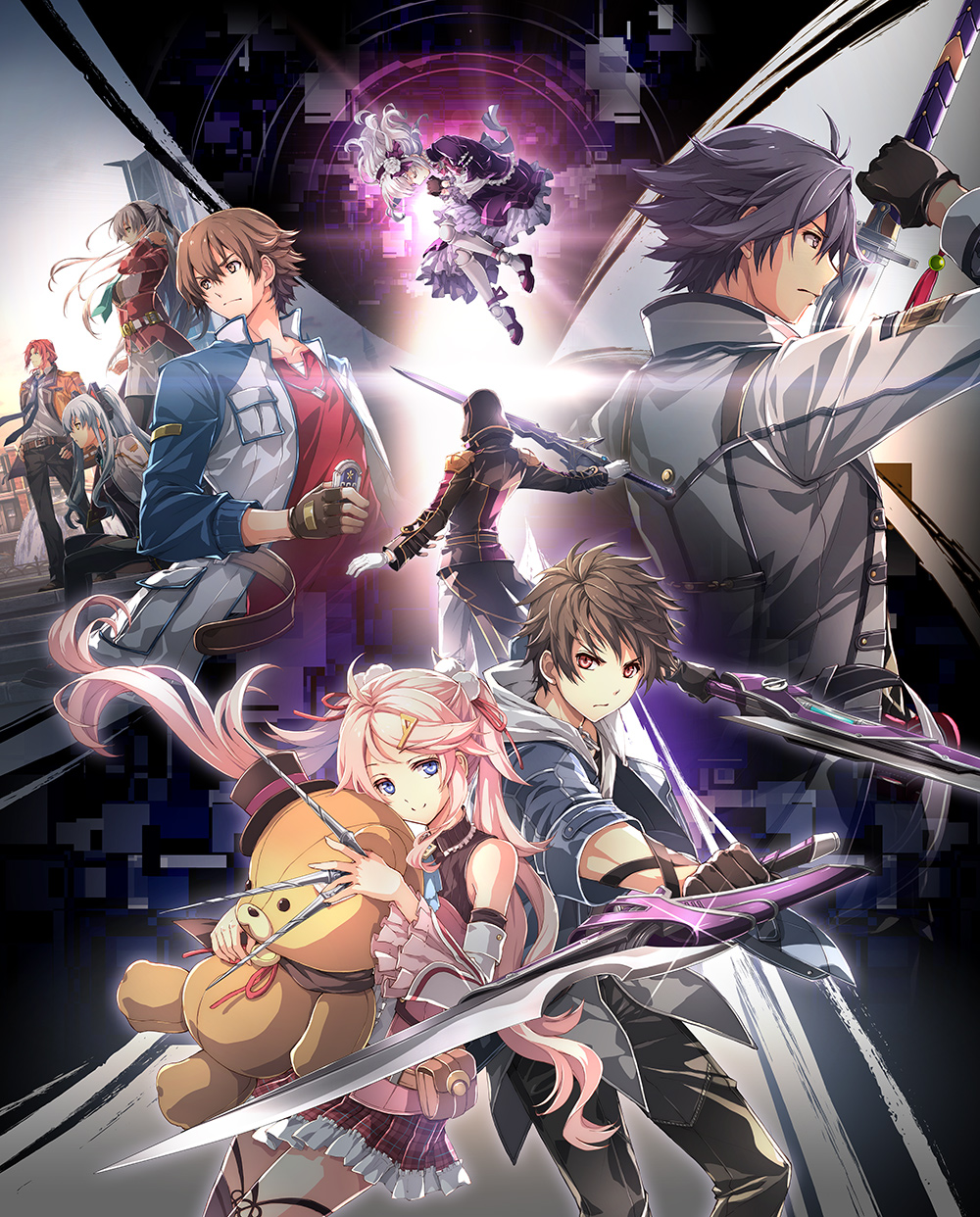 DLC pro OP: PW4 a The Legend of Heroes: Trails ve vývoji The Legend of Heroes Hajimari no Kiseki 2020 03 27 20 001