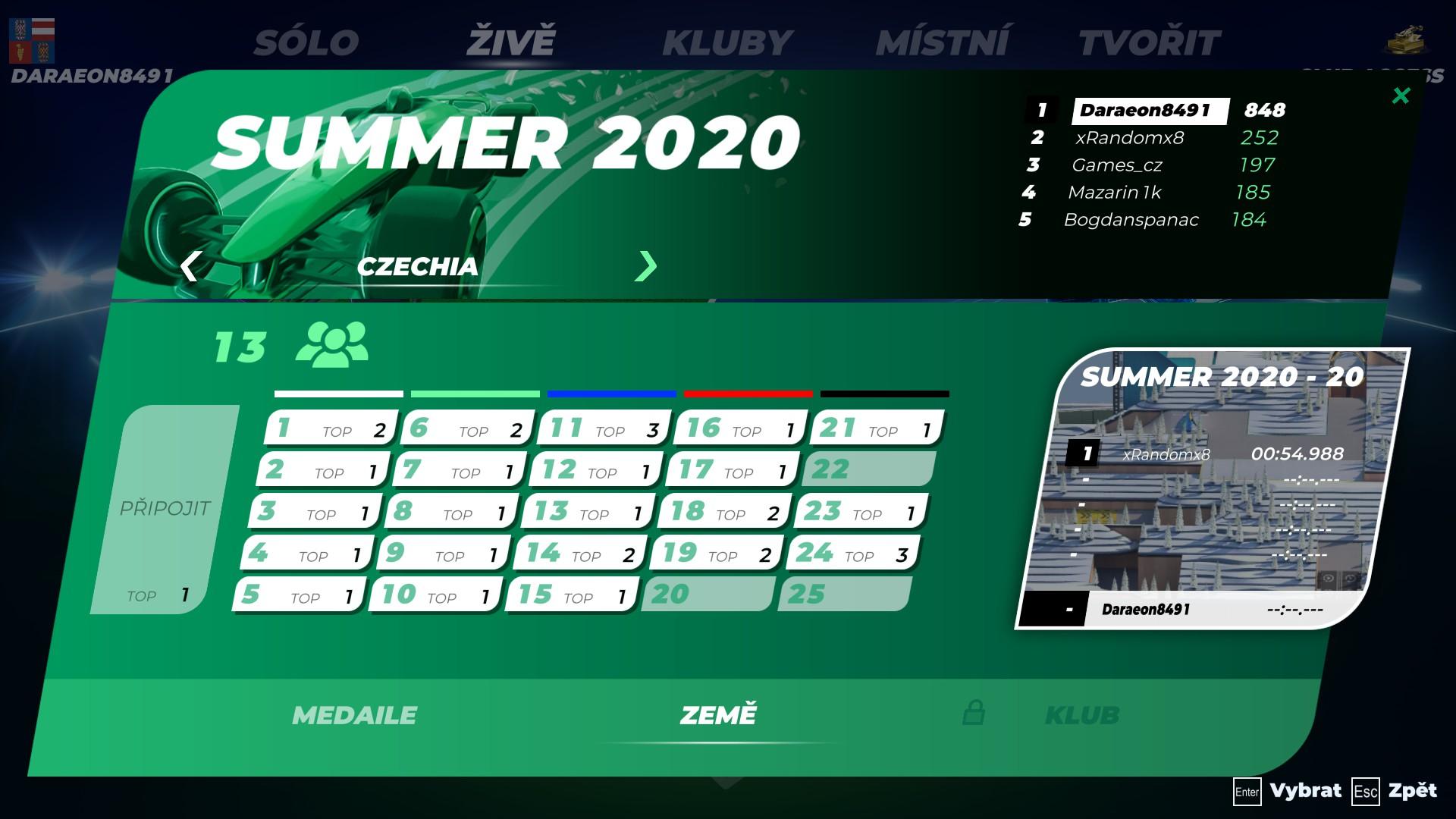 Recenze: Trackmania Trackmania2020 6 26 23 0 24