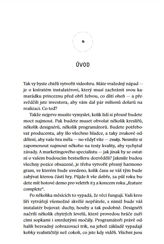 Recenze knihy: Krev, pot a pixely Uvod