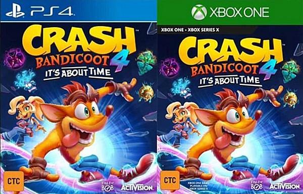 Datum vydání Crash Bandicoot 4 crash bandicoot 4
