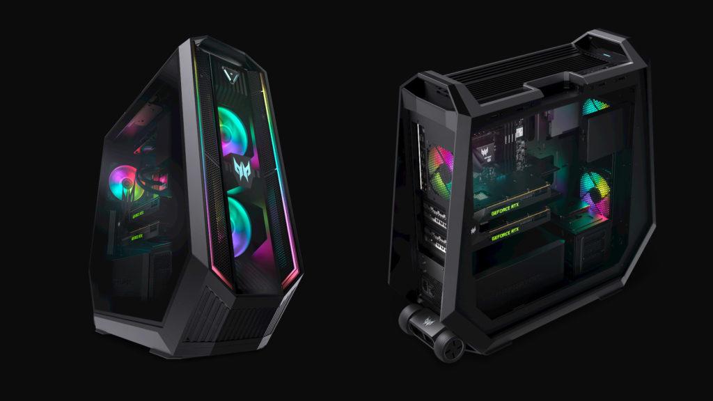 Acer ukázal budoucnost notebooků - kreativní myšlení a odolnost ilustrace2 nextatacer