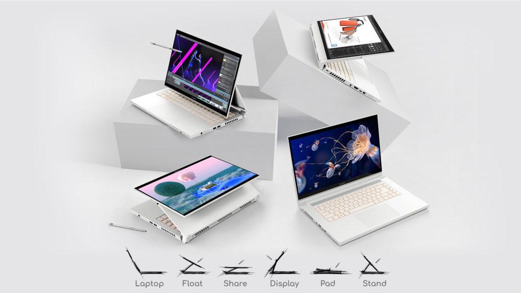 Acer ukázal budoucnost notebooků - kreativní myšlení a odolnost ilustrace5 nextatacer