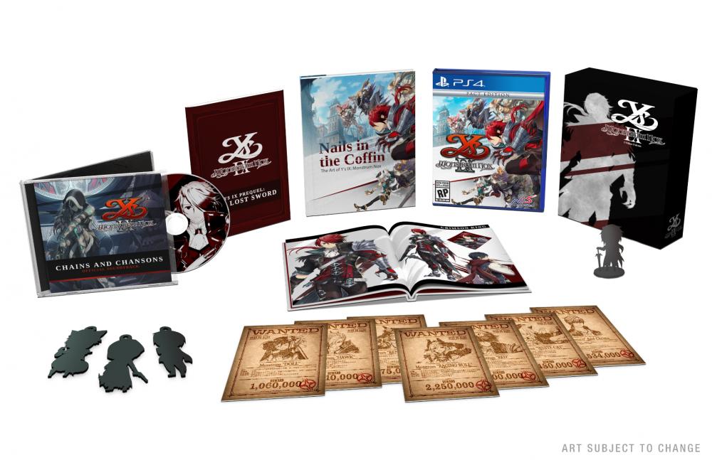 Trails of Cold Steel IV v říjnu a Death end re;Quest 2 ještě dříve