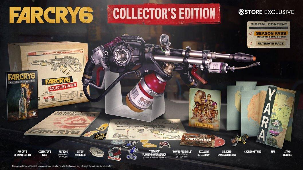 Představeny všechny edice Far Cry 6 00E9F420 2194 4C6F 8299 282173FA48F5