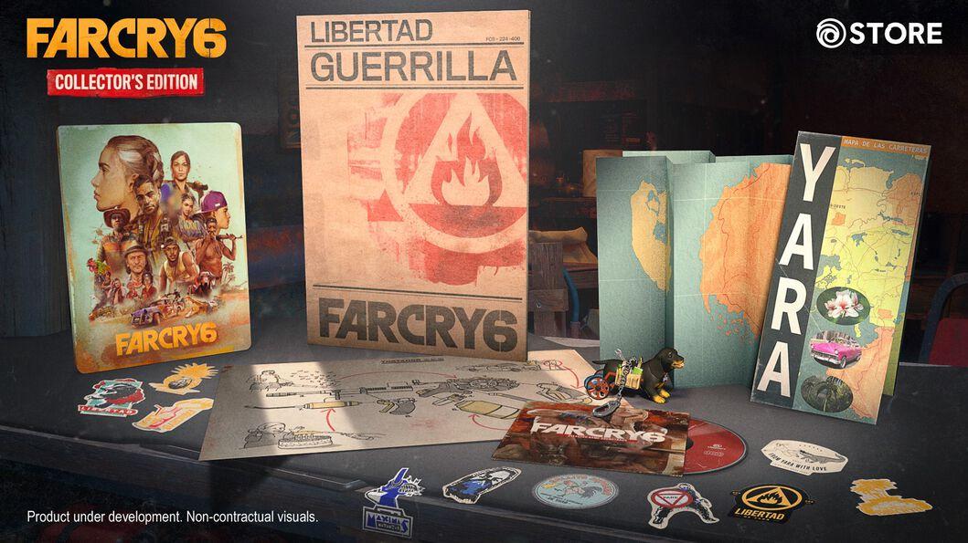 Představeny všechny edice Far Cry 6 060EDDAE 634A 408B AB3A E23A8E5E87FA
